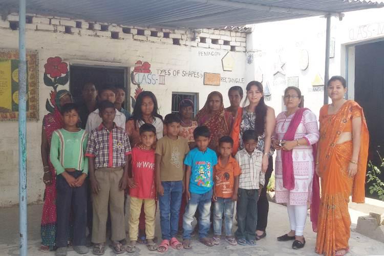 Education of needy children-Mehaan Charitable Foundation