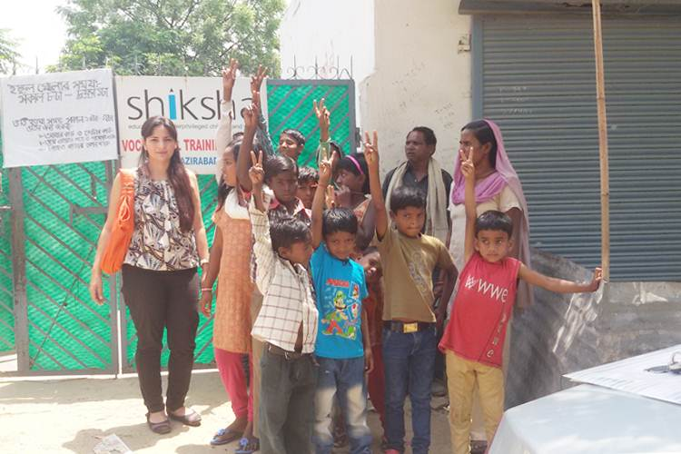Child School Admission-Mehaan Charitable Foundation
