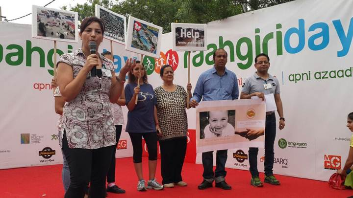 Jammu & Kashmir Fund Raising-Mehaan Charitable Foundation