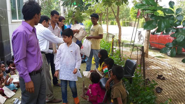 NGO in Gurgaon-Mehaan Charitable Foundation
