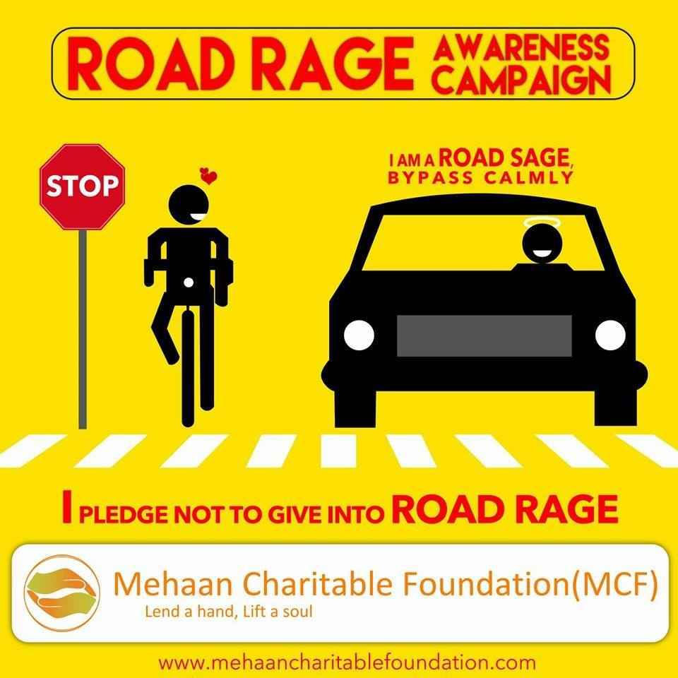 Quotes About Anger And Rage: Road Rage Awareness Campaign