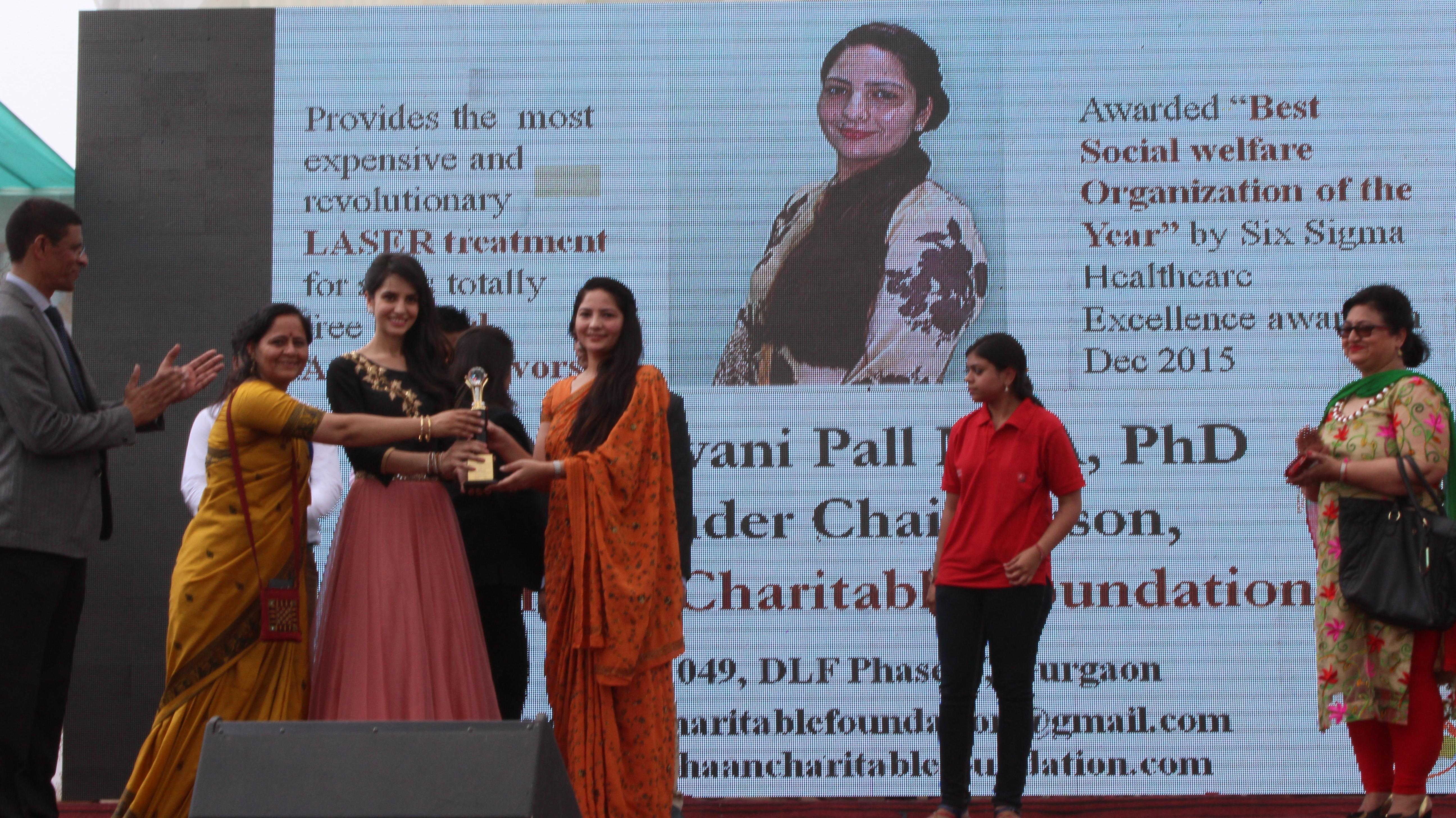 MCF Award